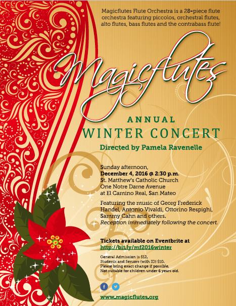 magicflutes winter concert flyer 2016